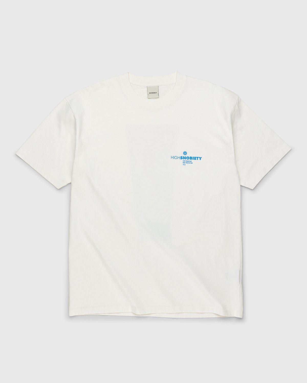 Highsnobiety – Sunscreen T-Shirt White - Image 2