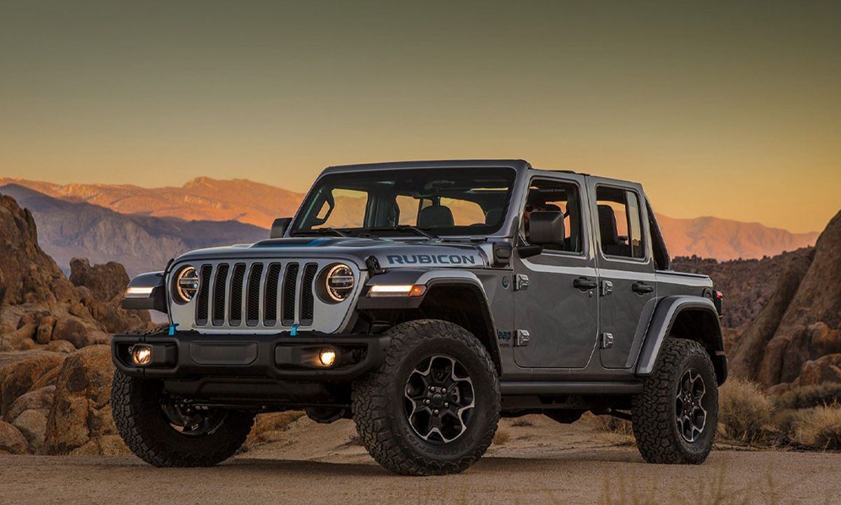jeep's electric wrangler signals a green future for off