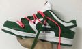 Virgil Abloh Confirms Green & White Off-White™ x Nike Dunk Low
