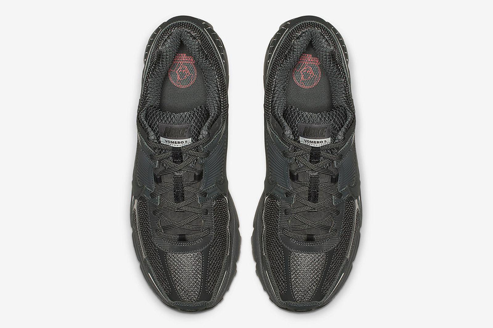 nike zoom vomero 5 white black release date price