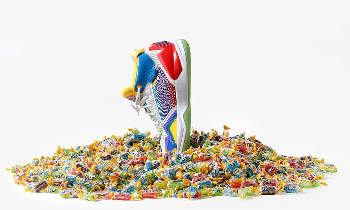 New Balance Kawhi Jolly Rancher Collection