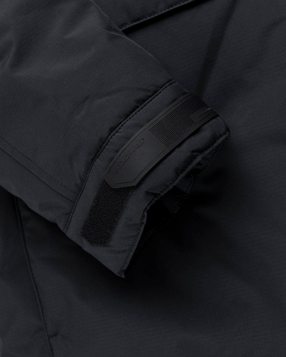 A-COLD-WALL* – Technical Bomber Black - Image 5