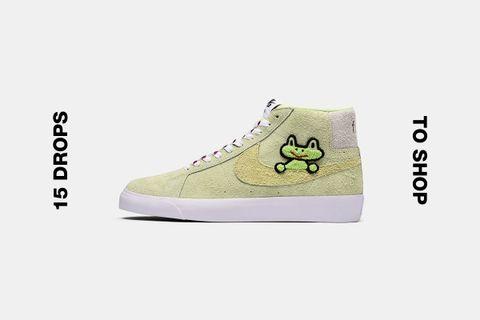 nike sb frog skateboards blazer best drops buy 1017 ALYX 9SM Converse Marine Serre