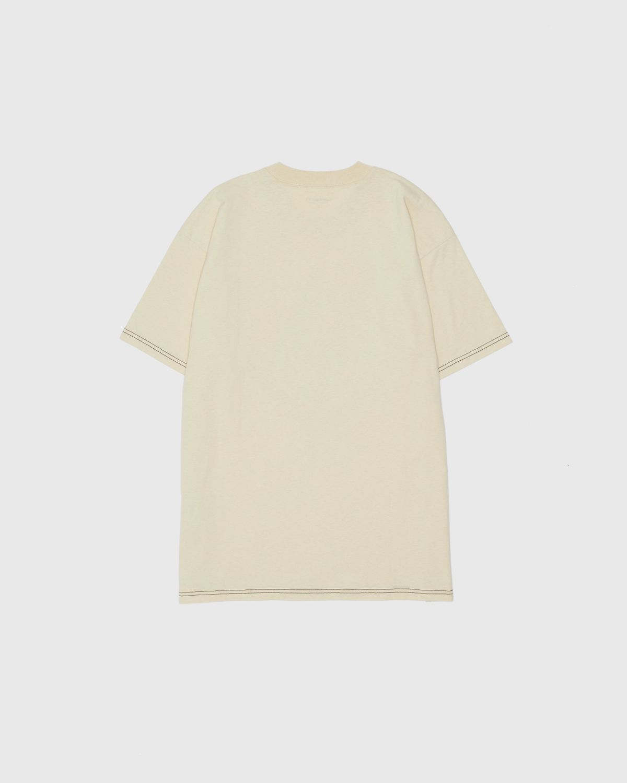 Carhartt WIP x Ljubav —  Nebraska T-Shirt Black - Image 3