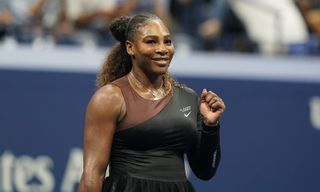 Serena Williams Plays In Virgil Abloh-Designed Tutu After Catsuit Ban