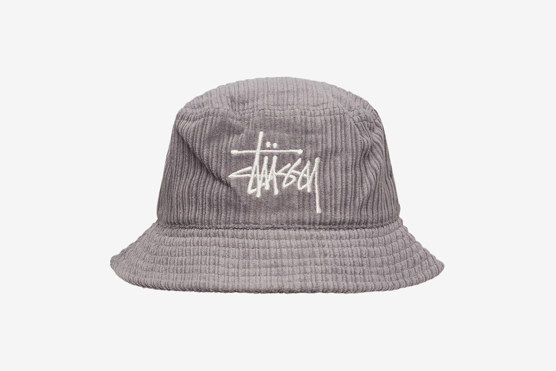 Corduroy Bucket Hat