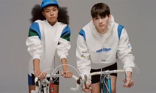 ADER Error Drops 1940s Cycling Club-Inspired Capsule Exclusively at SSENSE
