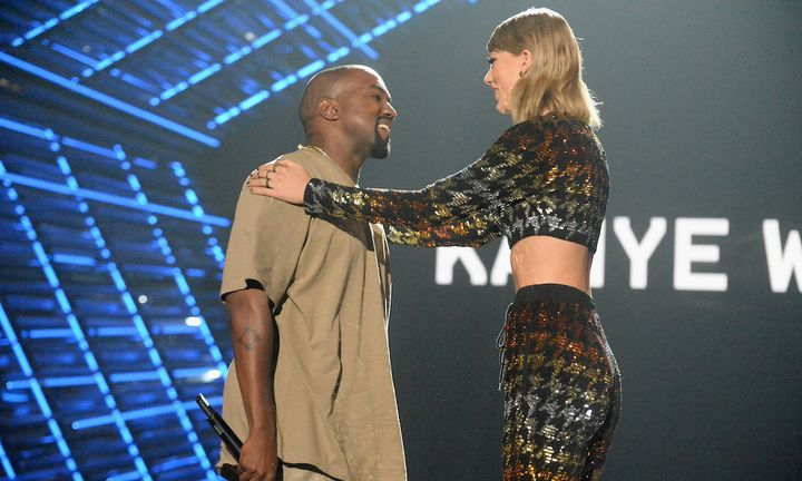 taylor swift thinks kanye west gave pusha t info son drake