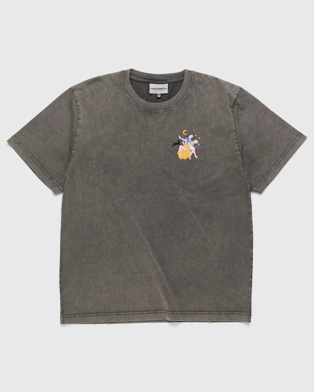 Carne Bollente – Sinderella T-Shirt Black - Image 1