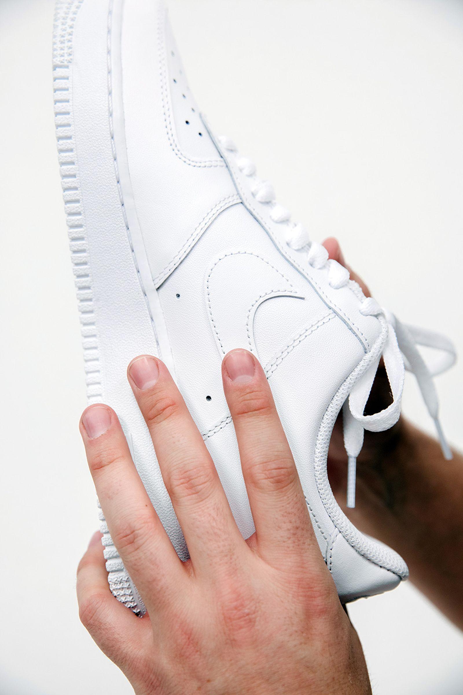 sneakerhead first manicure why Mens grooming sneakers