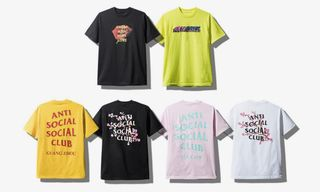 Anti Social Social Club's Asia-Exclusive Collection Drops Tomorrow
