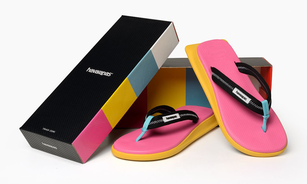 Havaianas Tradi Zori Is a Modern Take on the Japanese Zori Sandal