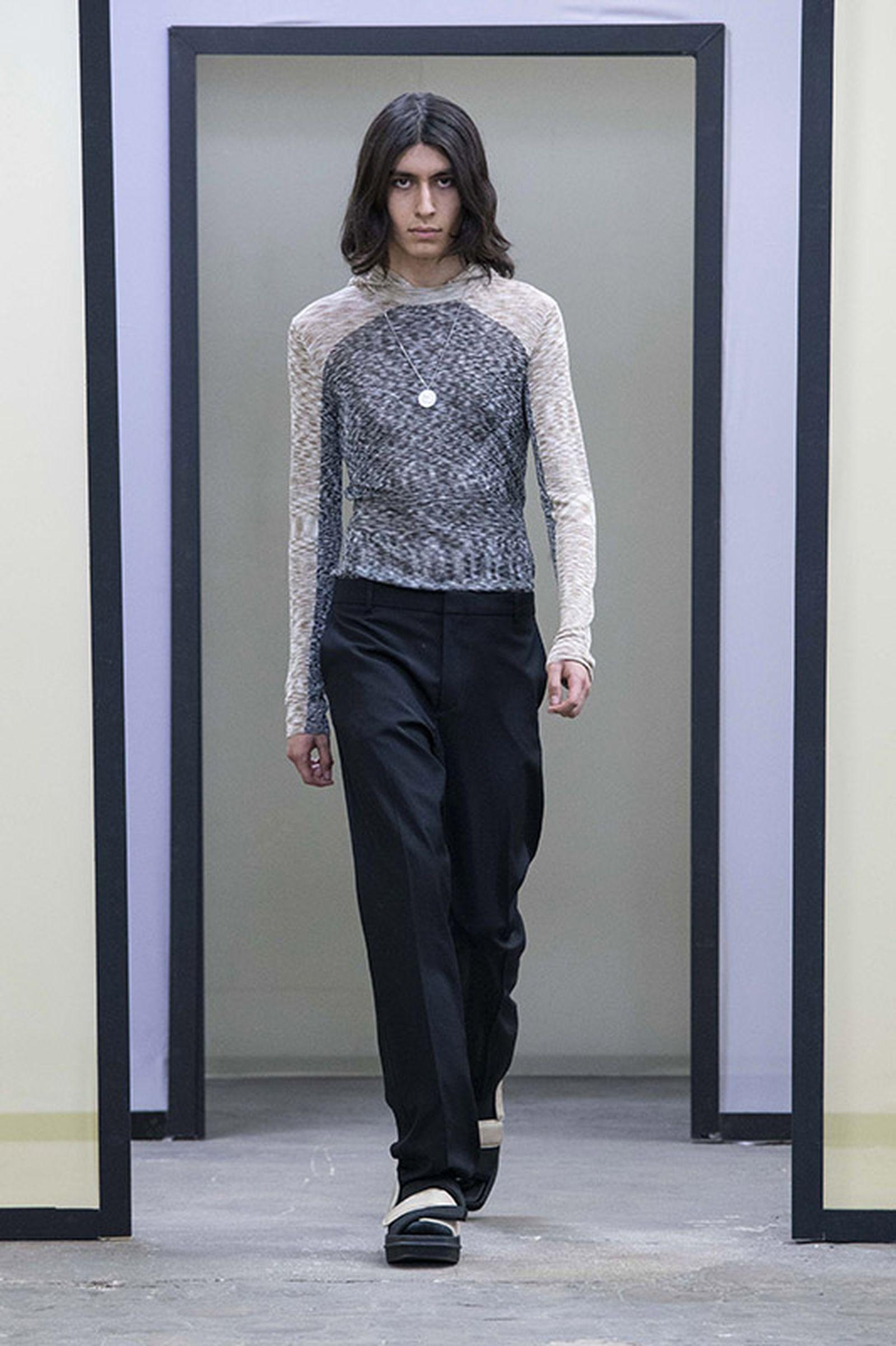 maison kitsune ss20 paris fashion week