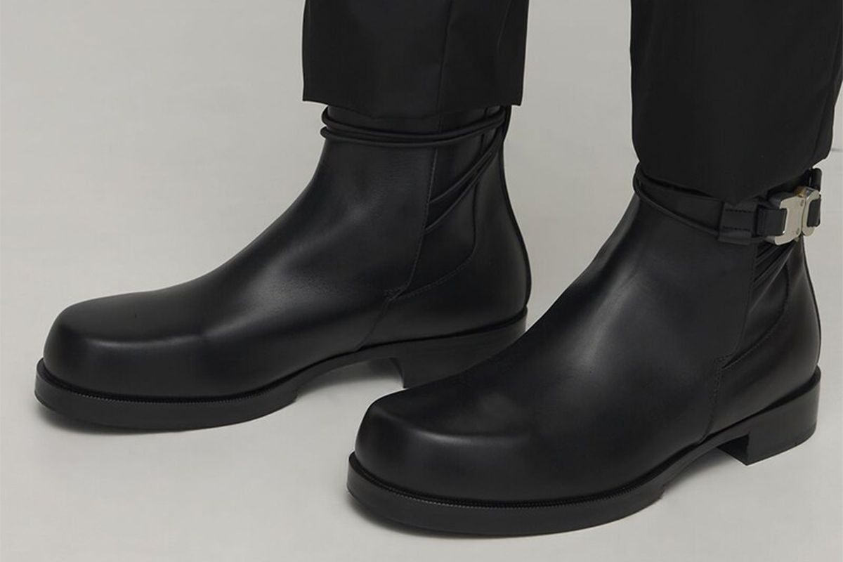 These Pairs of Black Boots Have Got Us Thinking Ahead