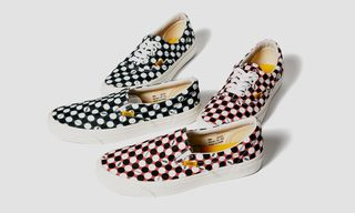 Union's RBG Dot Collection Reinvents Vans' Traditional Check