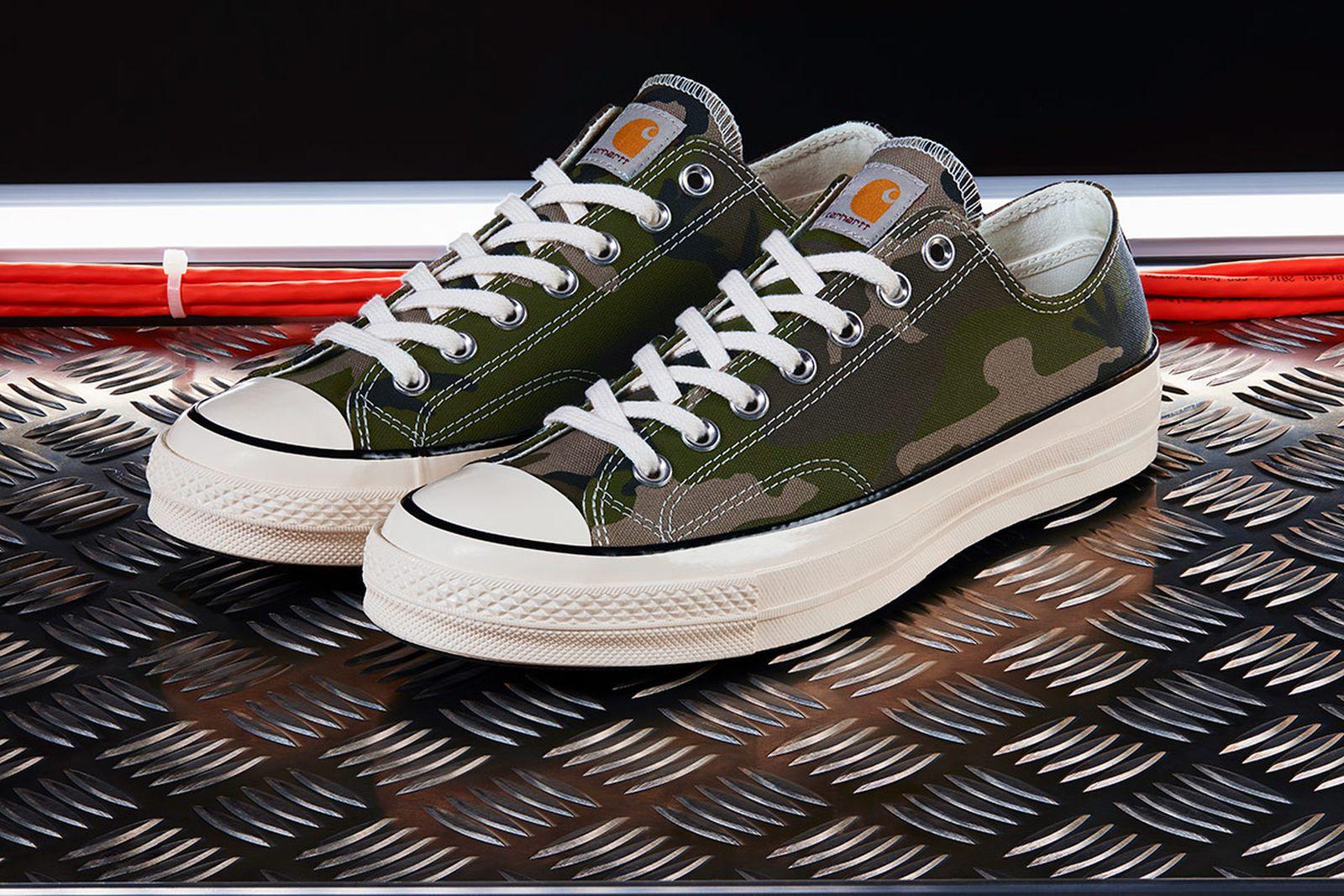 carhartt wip converse chuck 70 low release date price