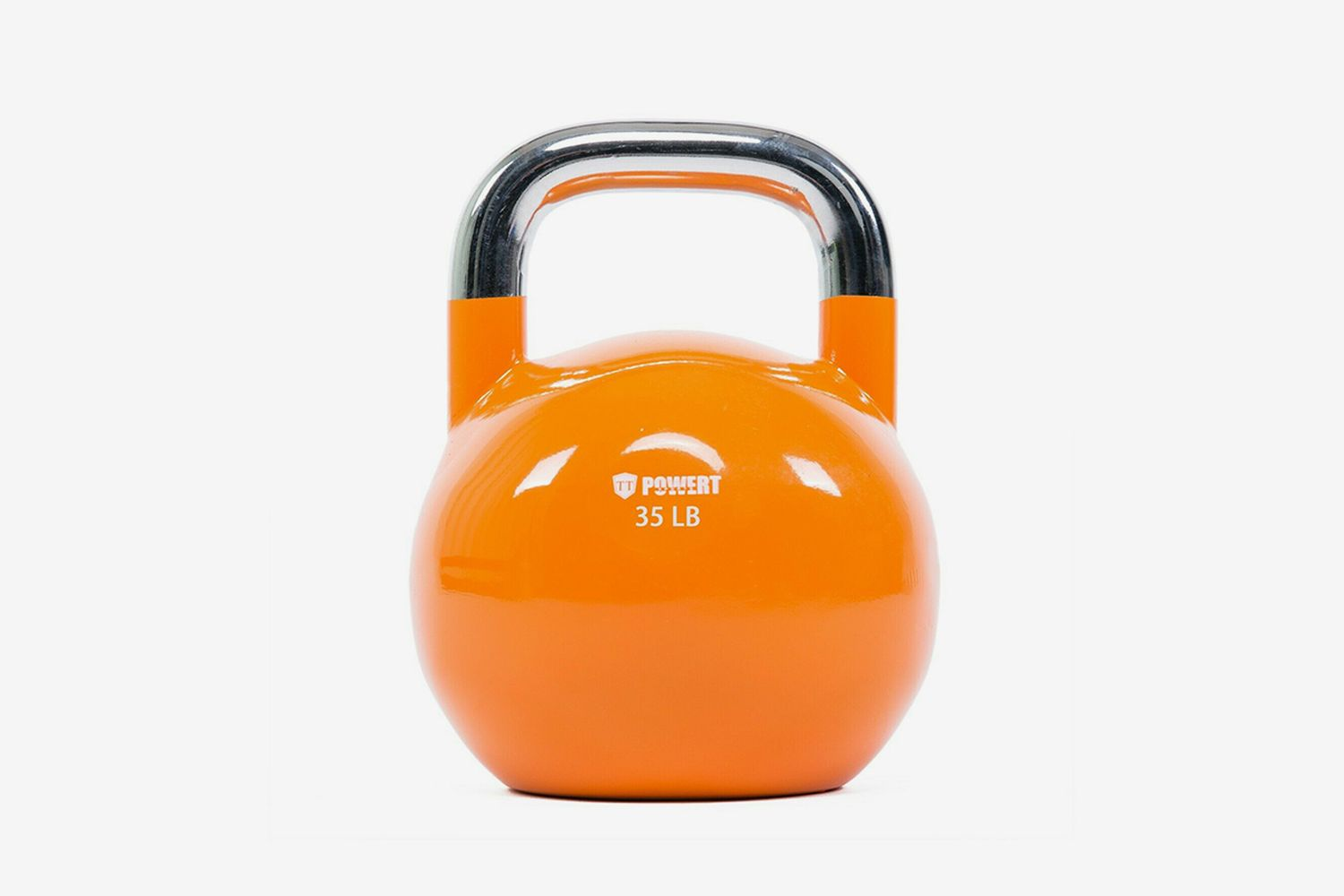 Coated Steel Competition Kettlebell 35LB