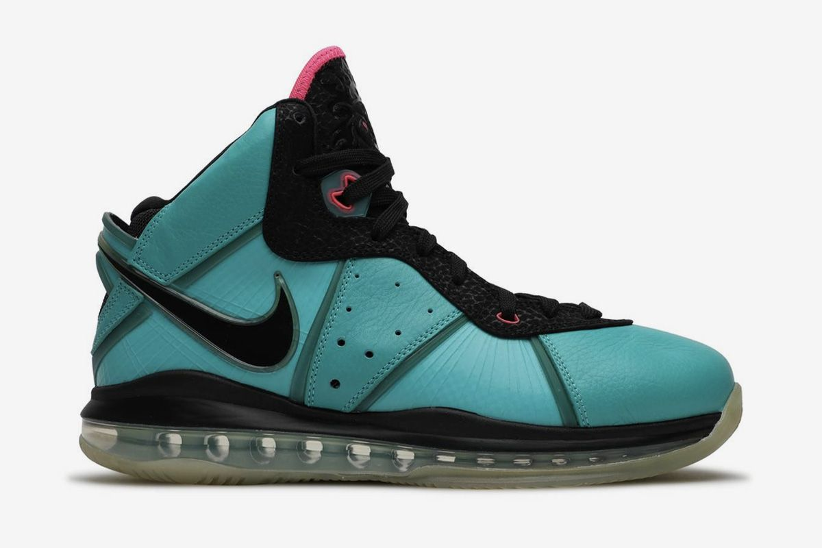 "This Is When Nike LeBron 8 ""South Beach"" Is Rumored for Re-Release 6"
