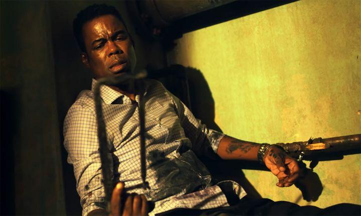 Chris Rock Spiral Trailer