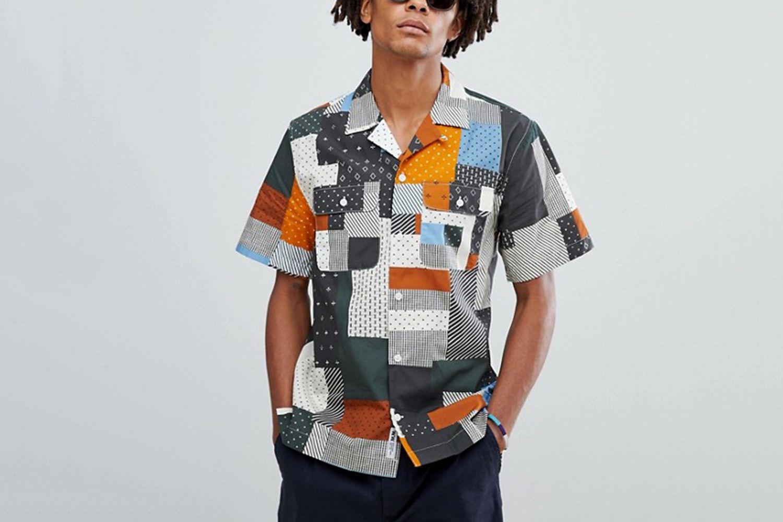 Patch Shirt