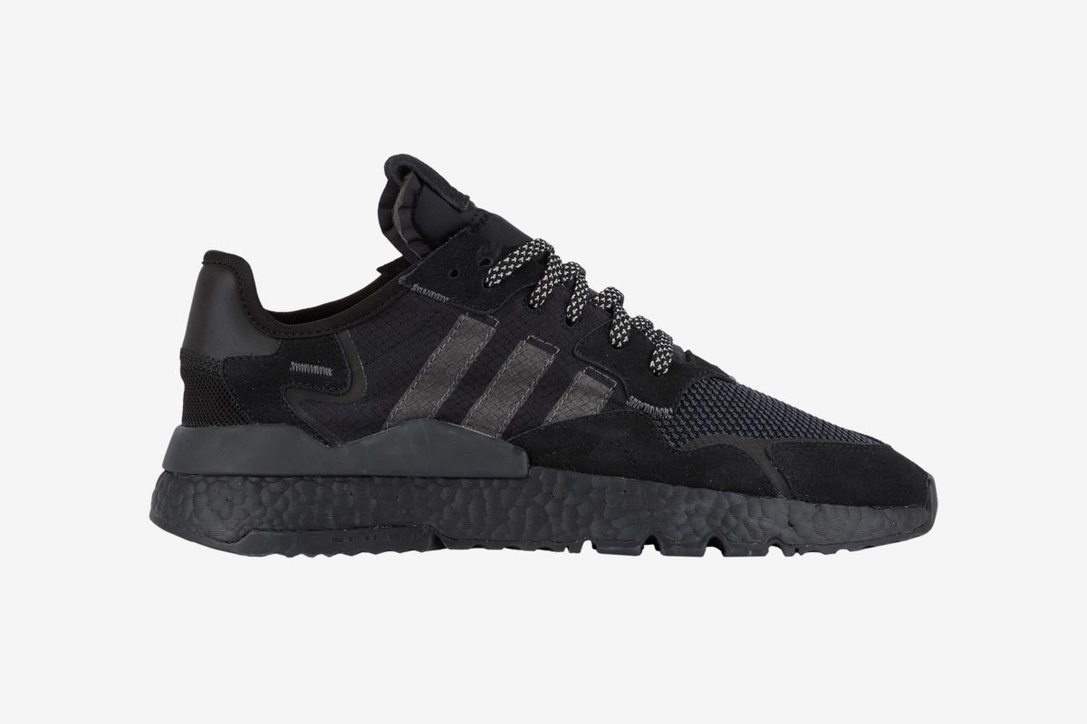 """adidas Releases the Nite Jogger in Stealthy """"Triple Black"""""""