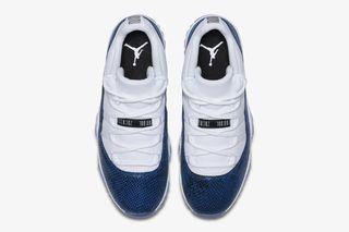 "8182c741ab9bb0 Nike. Previous Next. Brand  Nike. Model  Air Jordan 11 Low ""Navy"""