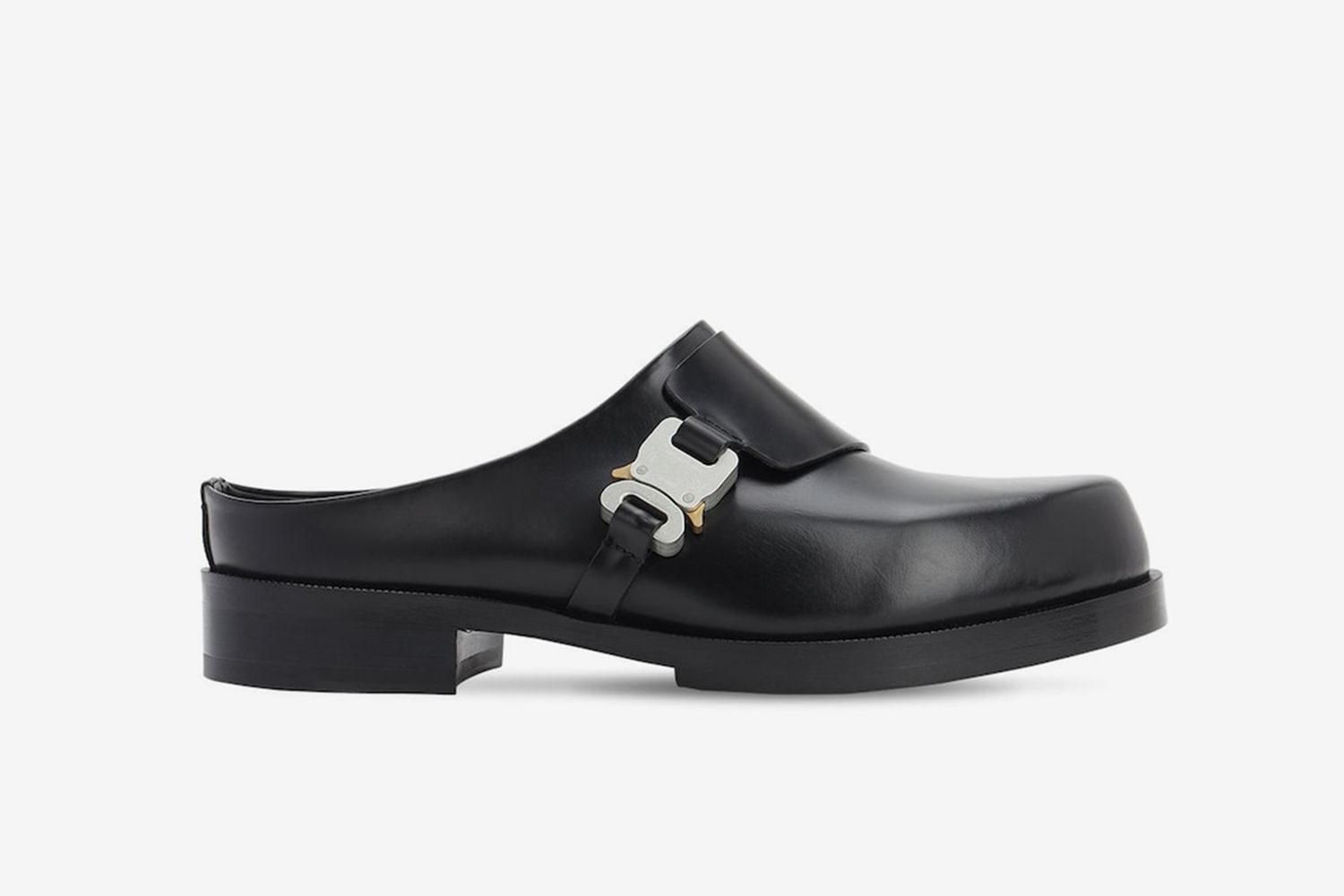 Clogs With Buckles