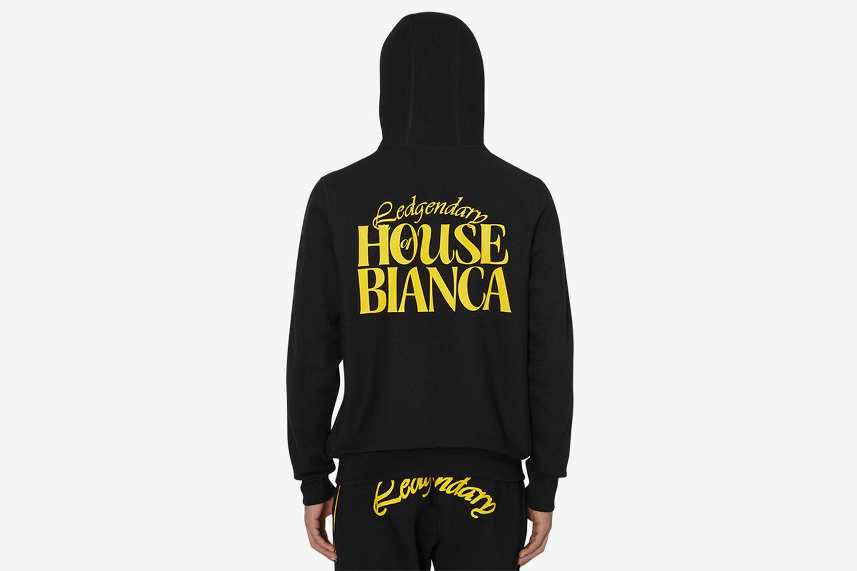 House Of Bianca Hooded Sweatshirt