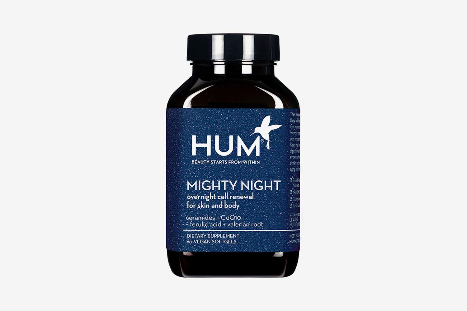 Mighty Night Overnight Renewal Dietary Supplement