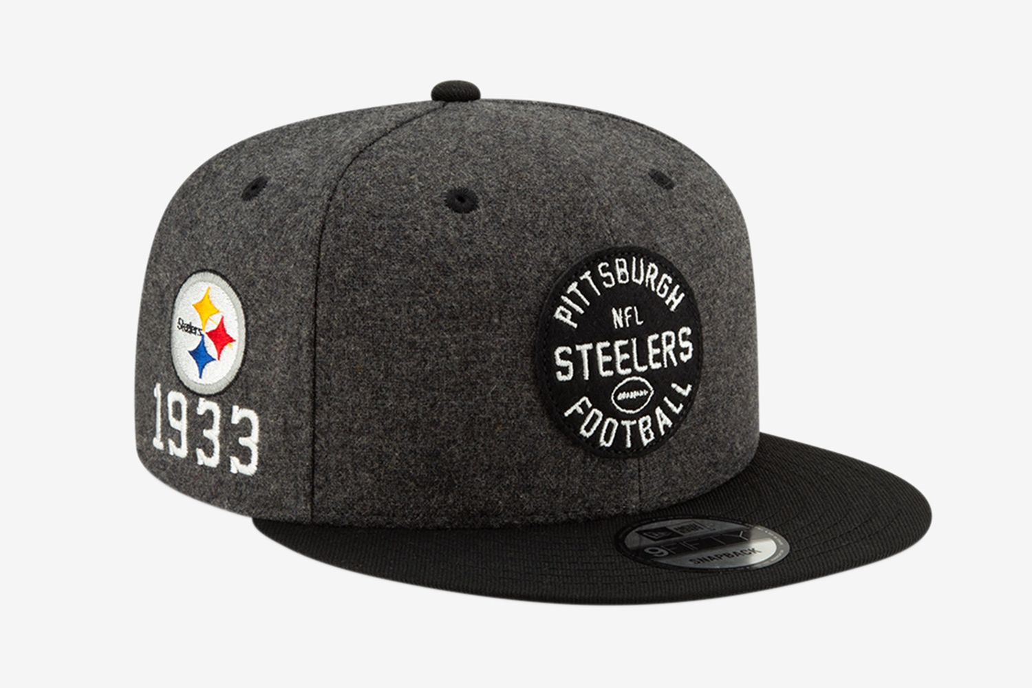 Pittsburgh Steelers Home Classic 59FIFTY Fitted