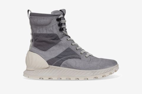 Garment Dyed Leather Exostrike Boots Con Dyneema®