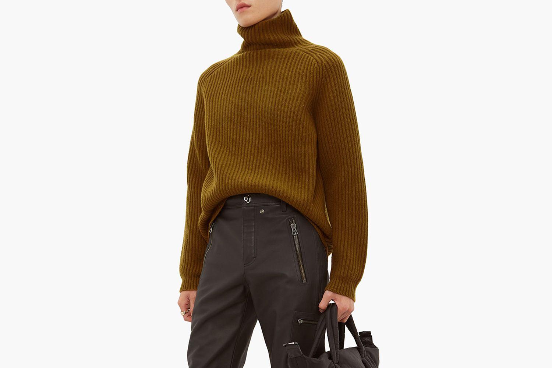 Kally Ribbed Wool Sweater