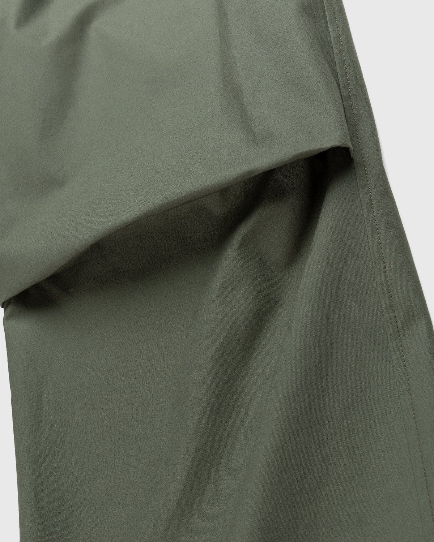 Jil Sander – Cargo Trousers Green - Image 5
