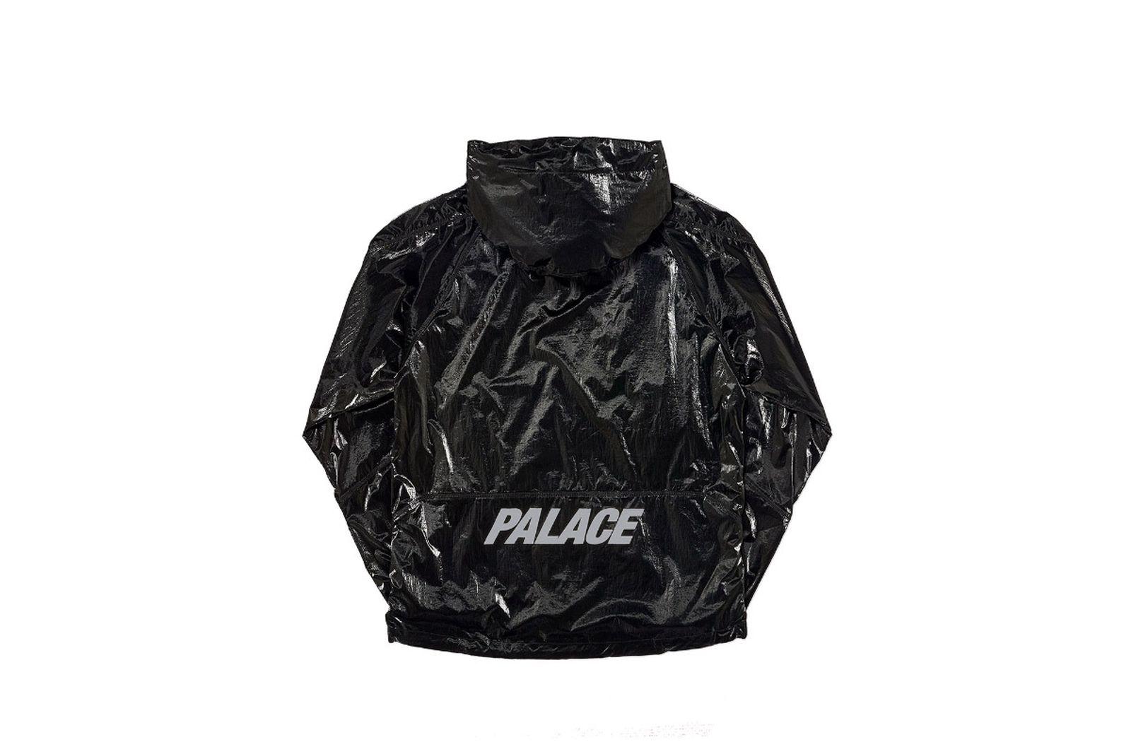 Palace 2019 Autumn Jacket G Loss Jacket black back fw19