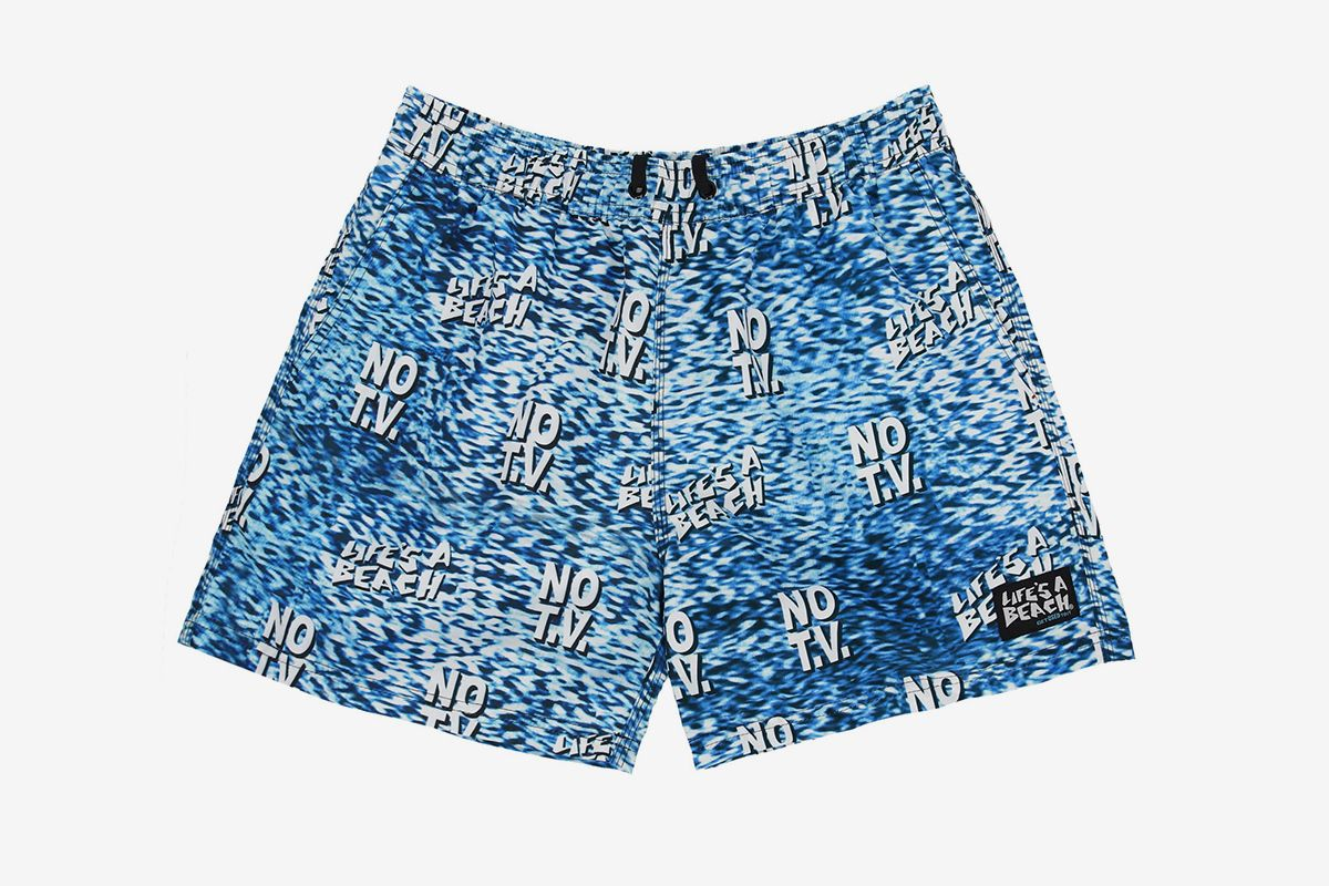 No Tv Swim Shorts