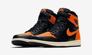 """The Rumored """"Shattered Backboard 3.0"""" Air Jordan 1 Could Be Patent Leather"""