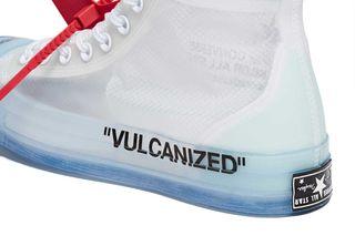 converse vuocanized