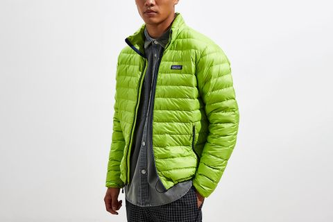 Down Sweater Puffer Jacket
