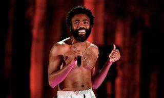 "Childish Gambino Makes Grammy History With ""This Is America"" Win"