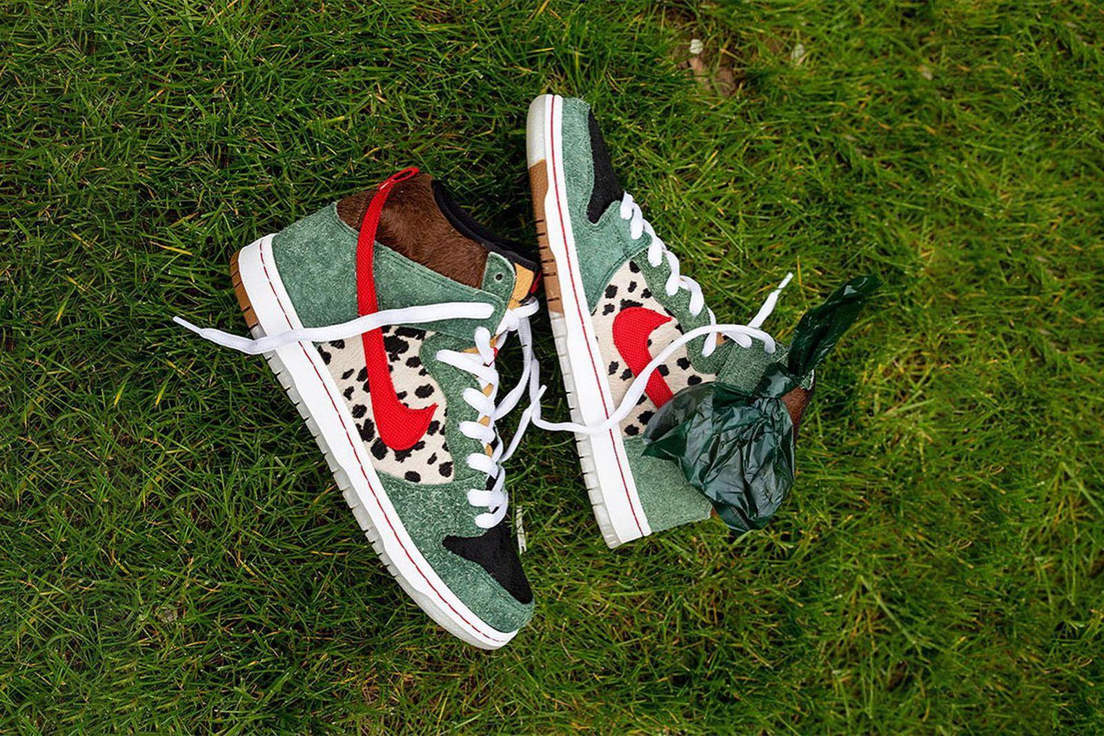 nike sb dunk high dog walker best instagram sneakers A-COLD-WALL* x Nike ASICS GEL-KAYANO 5 adidas Originals Yung-1