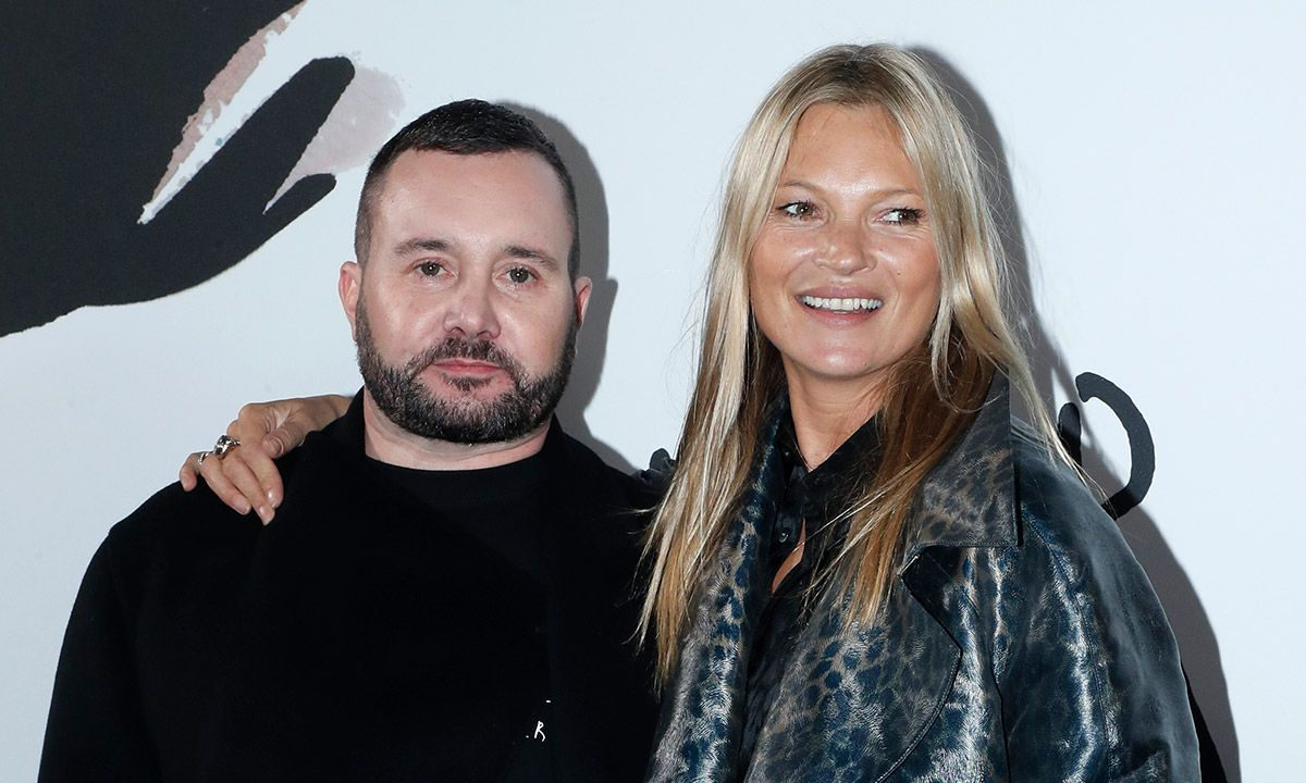 Kim Jones Talks Dior x Stüssy With Kate Moss: Best Quotes