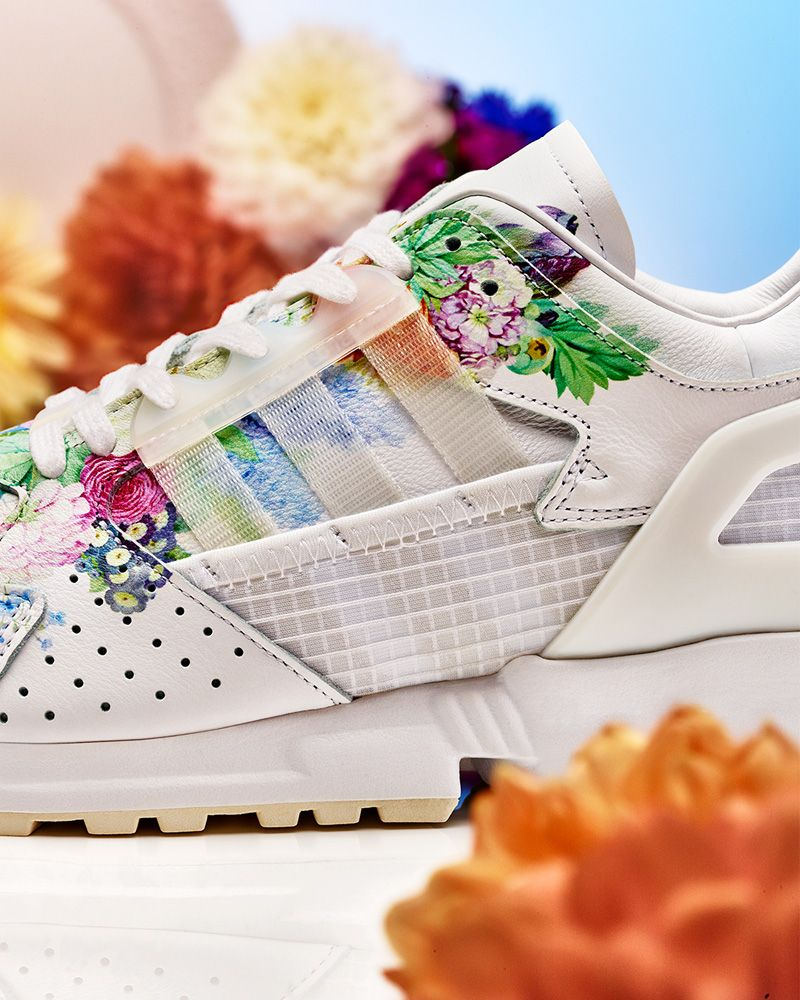 Meissen & adidas' ZX 10,000 C Is Art for Your Feet 13