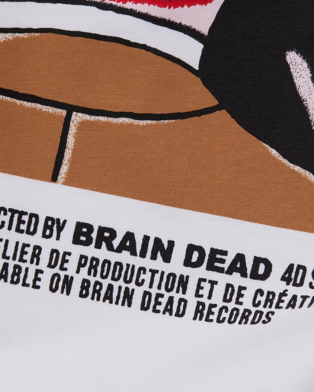 A.P.C. x BRAIN DEAD — White Dusty - Image 4