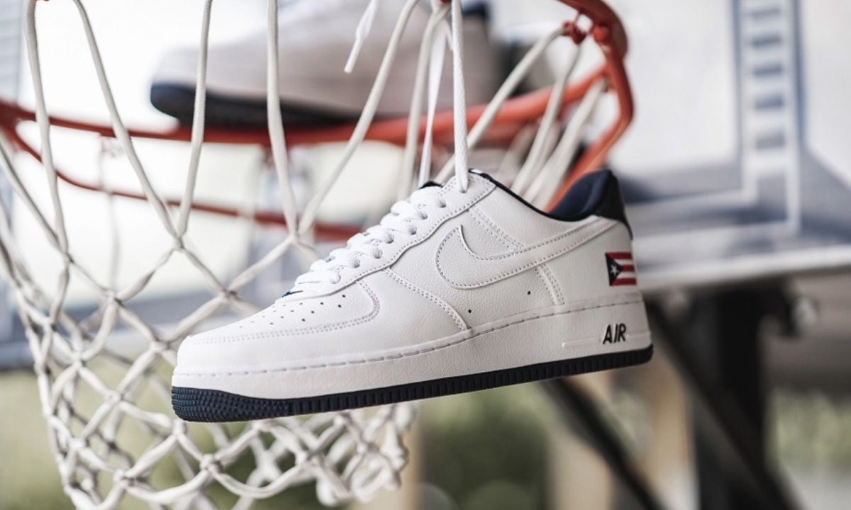 """Nike Air Force 1 """"Puerto Rico"""" 2020: Official Images & Information"""