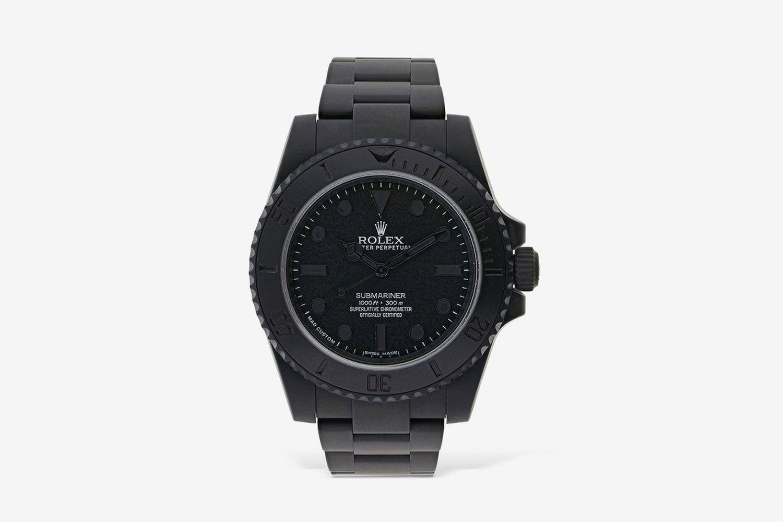 40mm Rolex Submariner Watch