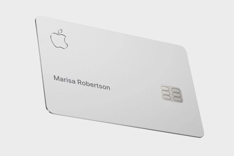 Apple Card isn't into leather