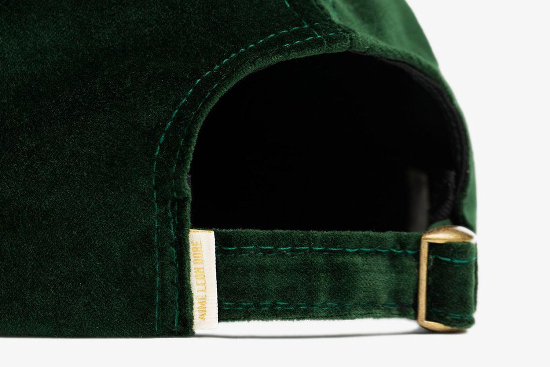 Velveteen Hat