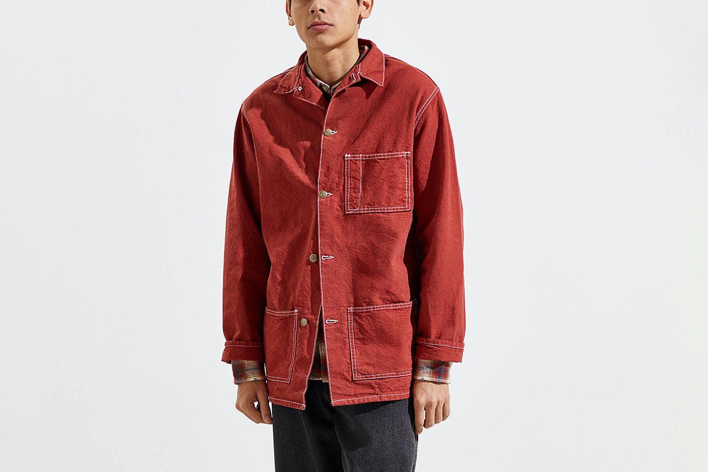 Overdyed Chore Coat