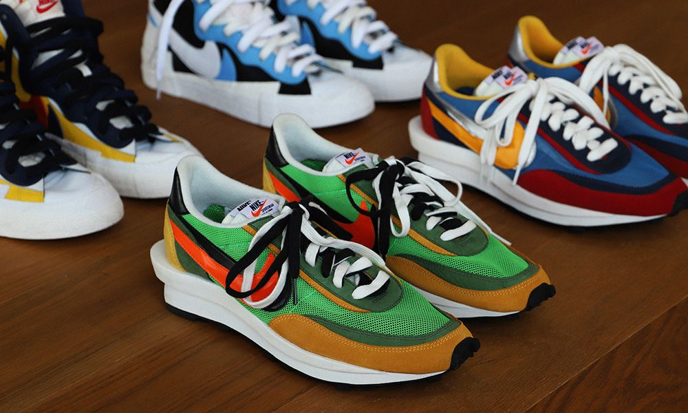 6af1e5b621 Chitose Abe s sacai  20 Years in the Making
