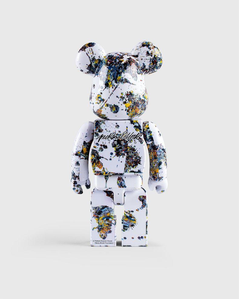 Medicom Be@rbrick — Jackson Pollock Studio Splash 1000%